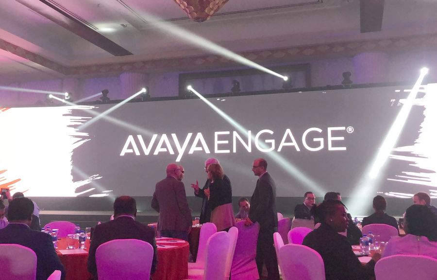 Algotech na AVAYA ENGAGE 2019