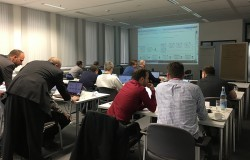 Frankfurt 2. den:  Avaya Oceana workshop