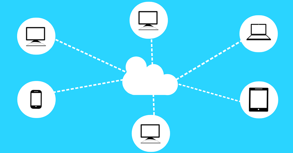 cloudové úložiště