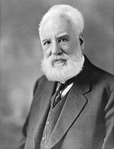 Alexander Graham Bell z roku 1915